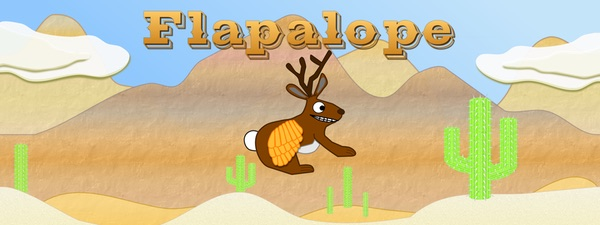 Flapalope - Available on the App Store,  Mac App Store, and Apple TV App Store