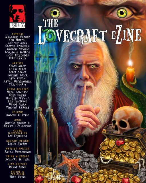 Lovecraft eZine December 2014